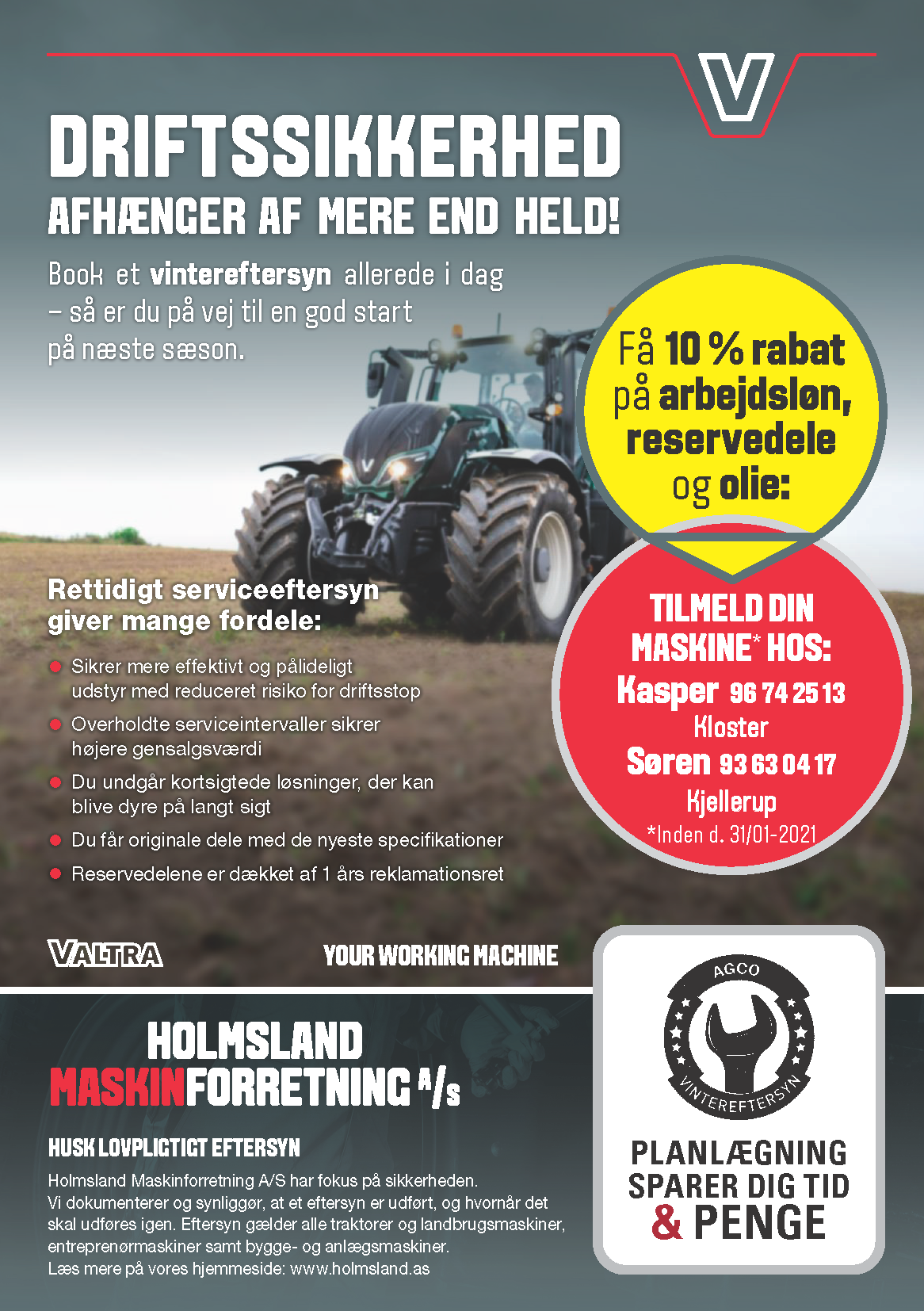 A5 flyer Valtra 20 Side 1