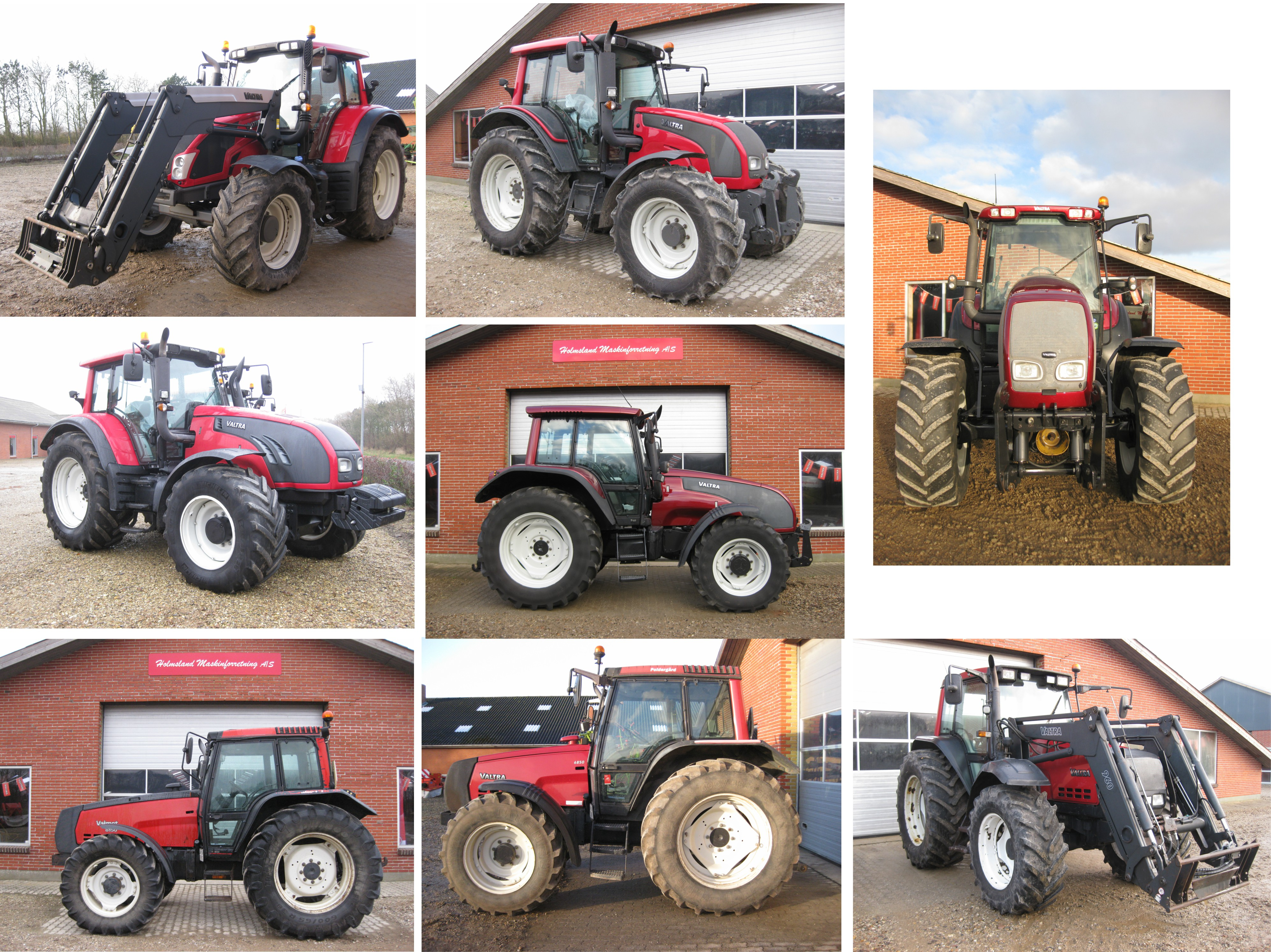 brugte traktorer